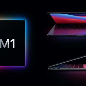 màn hình macbook air m1 2020