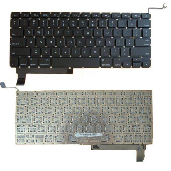 Thay bàn phím macbook pro A1286 đời 2008